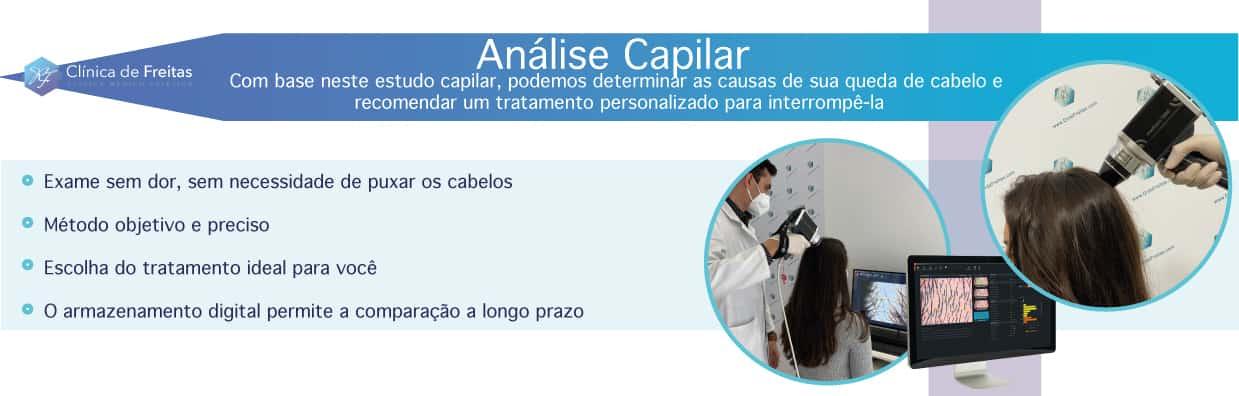 análise capilar