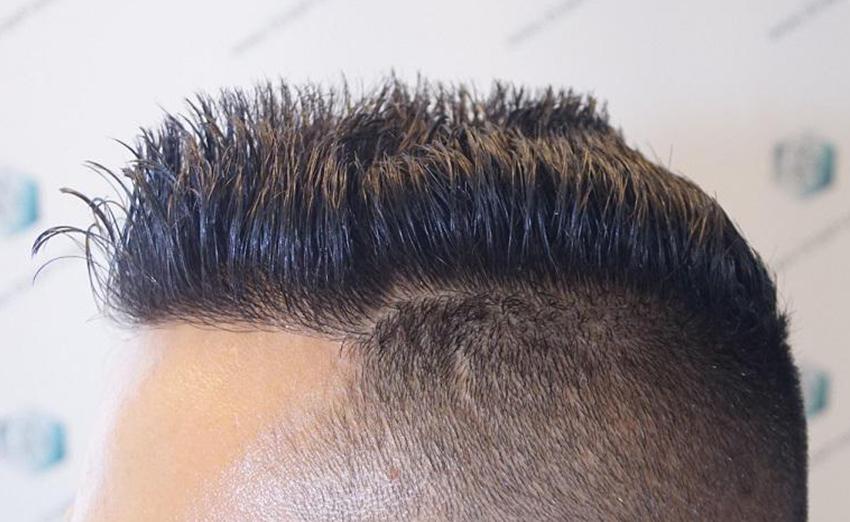 breve nero capelli sesso